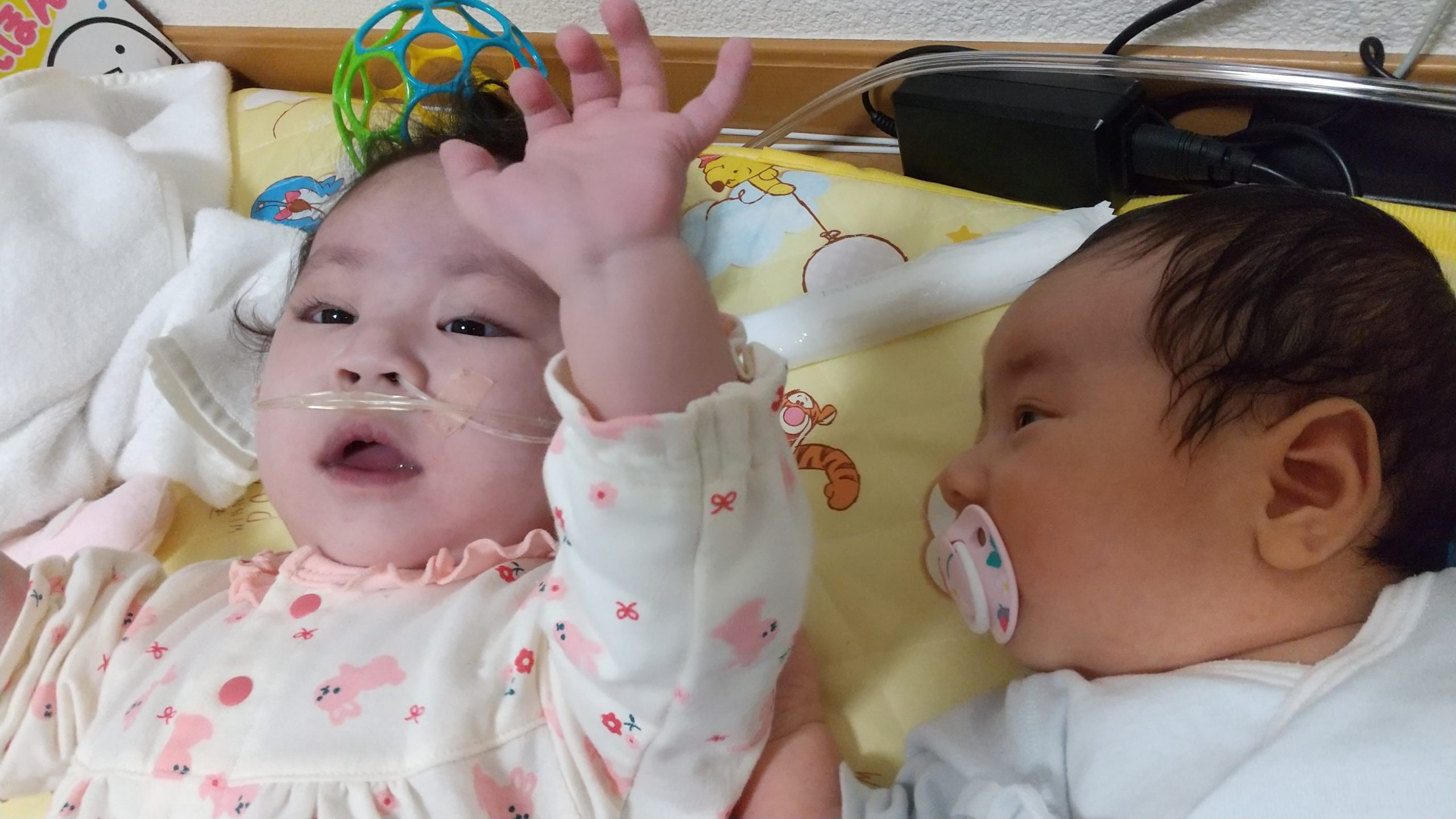 娘の先天性心疾患(重症)の記録 2020年8月