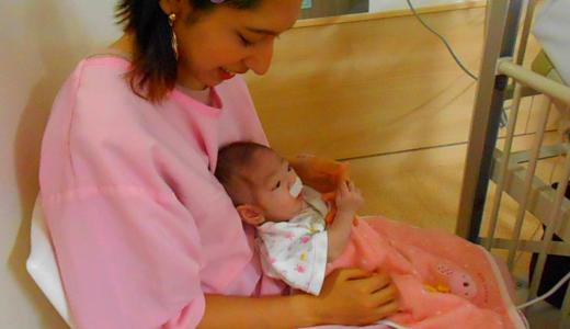 娘の先天性心疾患(重症)の記録 2019年6月