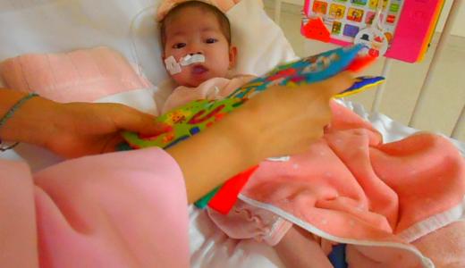 娘の先天性心疾患(重症)の記録 2019年7月