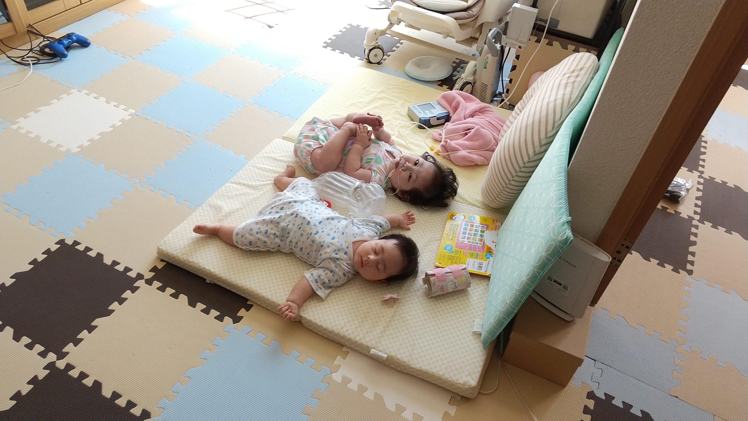 娘の先天性心疾患(重症)の記録 2020年10月