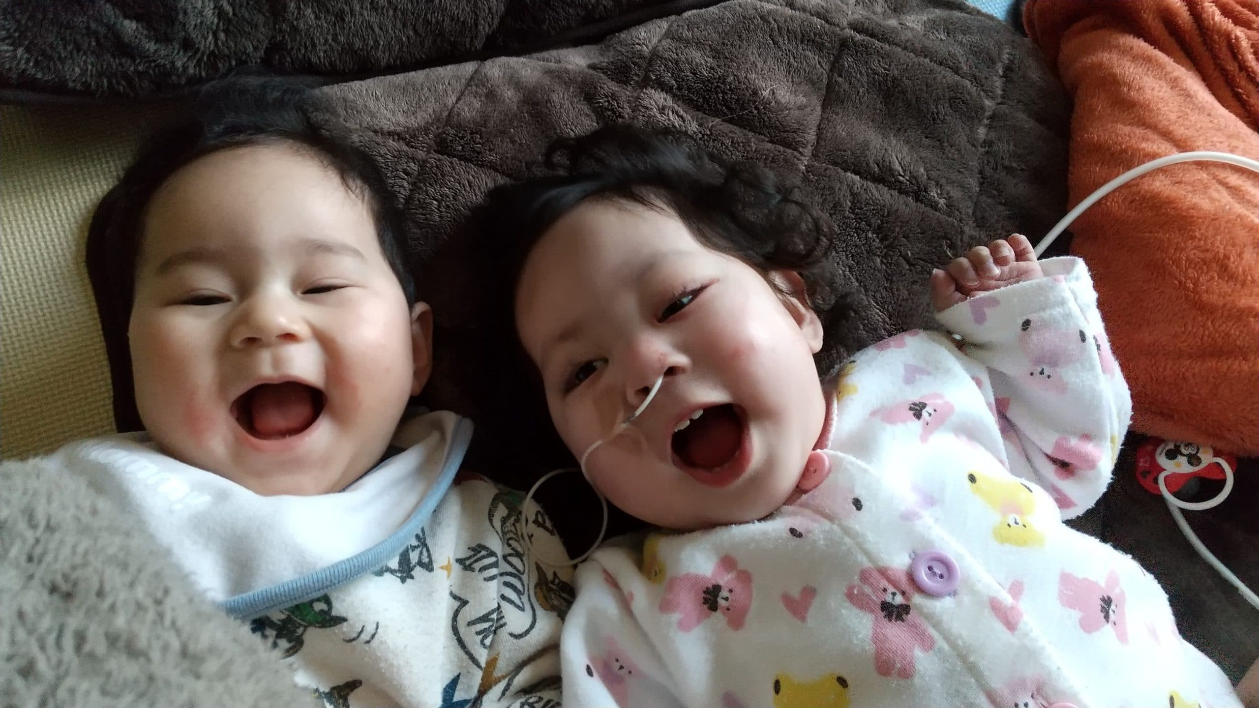 娘の先天性心疾患(重症)の記録 2021年3月