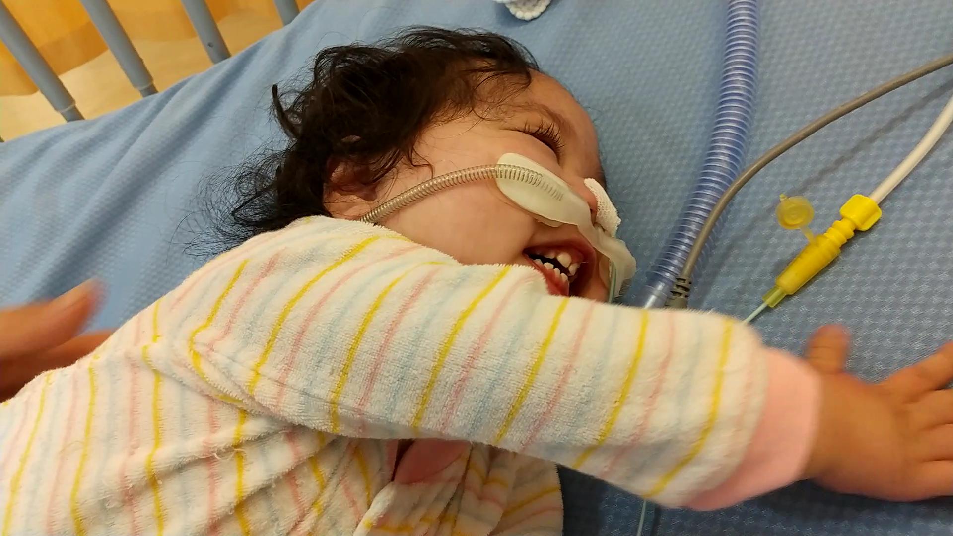 娘の先天性心疾患(重症)の記録 2021年5月